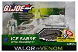 G.I. Joe Valor vs. Venom Ice Sabre with Frostbite Action Figure