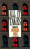 All It Takes, Patricia Volk, 0743237617