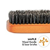 X All-Purpose Sneaker Cleaning Brush, 100% Boar