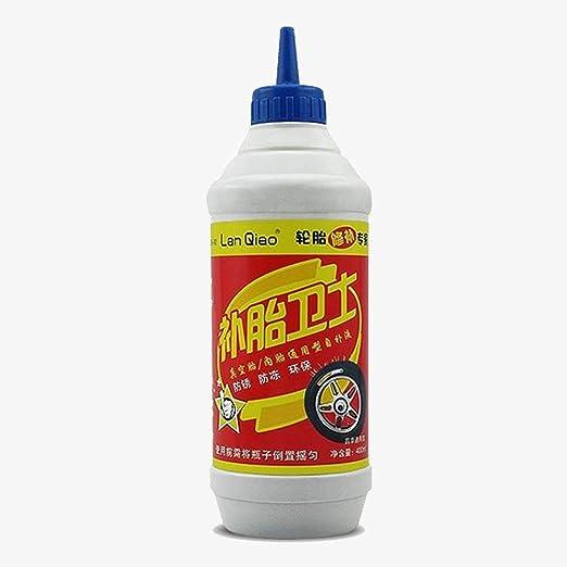 Luckyx - Líquido de Sellado de neumático, 380 ml, líquido de ...