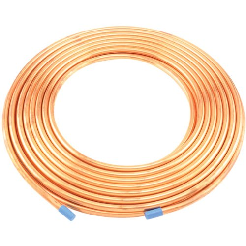 - Petra 63632068598 3/8-Inch Copper Refrigeration Tubing