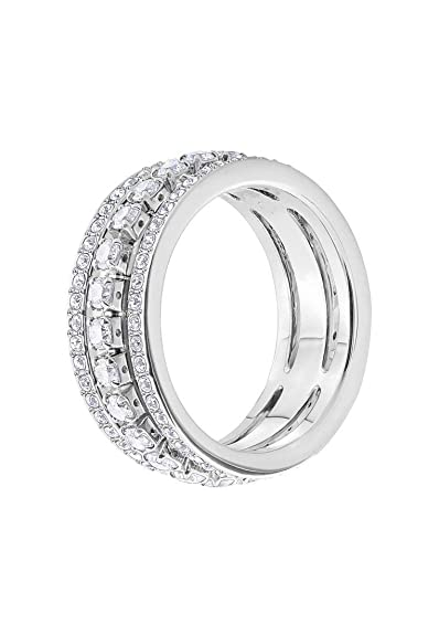 e0afcffe1 Swarovski Further Ring 5441203 (Maat: 58): Amazon.co.uk: Jewellery