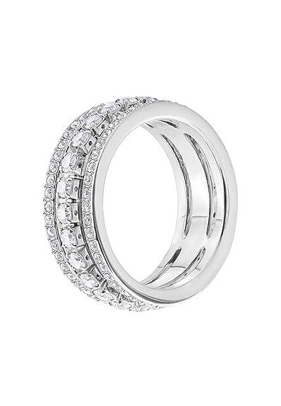 486fa2dc3 Swarovski Further Ring 5441203 (Maat: 58): Amazon.co.uk: Jewellery