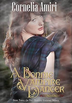 book cover of A Bonnie Vampire Dancer