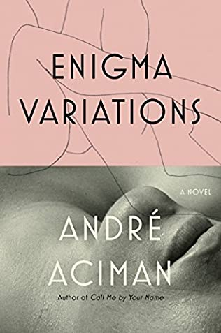 book cover of Enigma Variations