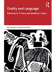 Orality and Language