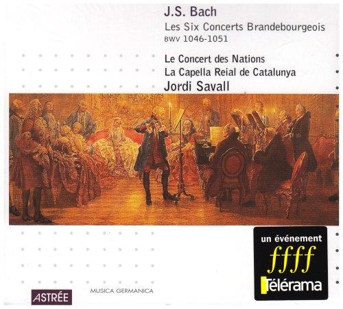 Bach: depot Brandenberg Max 87% OFF Concertos