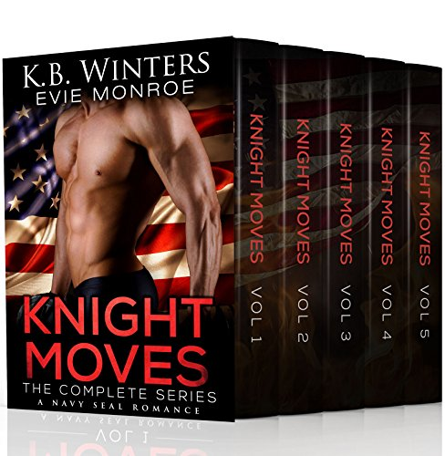 Knight Moves Vol. 1-5 - The Complete Series: A Navy SEAL Romance (Hot Navy Women)