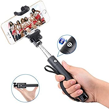 Electrolux Mundo Locust disph WS de sqb916 Series Integrated Foldable Smart Shooting Bluetooth Smartphone Monopie Selfie Stick Barra luetooth Selfie Stick Monopod para Smartphone como iPhone 6/6 Plus/5S/5 C/5/4S/4 Samsung Galaxy S3/4/5/6: