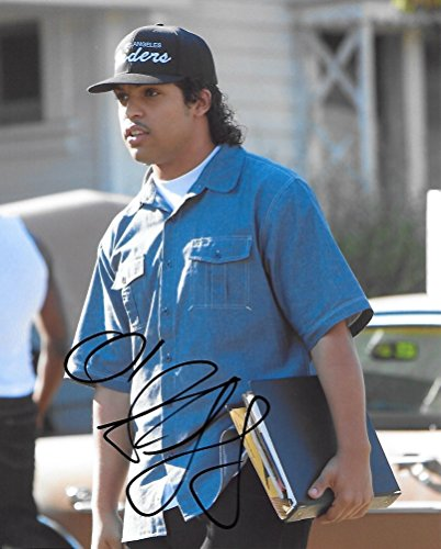 O'Shea Jackson Jr, Ice Cube, Straight Outta Compton, Signed, Autographed, 8X10 Photo, a COA will be Included,STAR