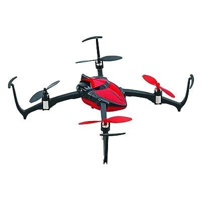 Dromida DIDE10RR - Quadrocoptère Verso RTF - Rouge