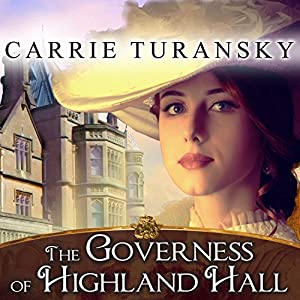 The Governess of Highland Hall Audiobook