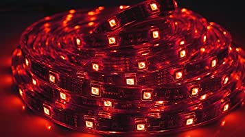 25 m IP68 SKYFIELD completamente sumergibles de tiras LED SMD RGB ...