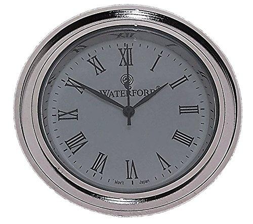 Waterford Clock Face Insert, Medium Round, Roman Numerals - Waterford Clock - Replacement Clock Face - Waterford