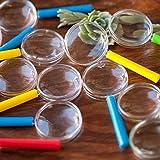 HUJI Plastic Magnifying Glasses for Children's