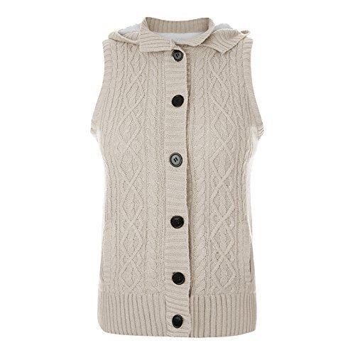 Farktop Womens Turn Down Collar Long Sleeve Pocket Jumpsuit Overalls