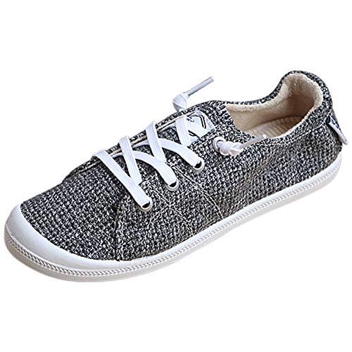 Ginnastica Donna Hooh Allenamento Streetwear Scarpe Canvas E Sneaker Per 1868 Top Basse Suede Da Grigio Fitness Low ExB4qxUw