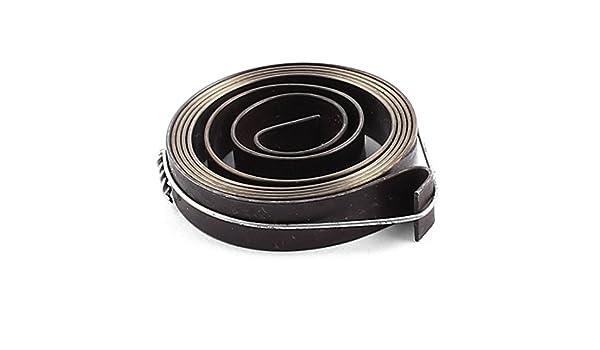 Sourcingmap a14062100ux0531 Taladro de prensa de alimentaci/ón de canilla conjunto de muelles helicoidales de retorno de 0,7 x 8 x 1540mm