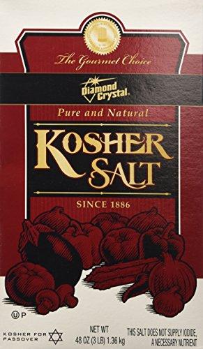Diamond Crystal Kosher Salt, 3 lbs -