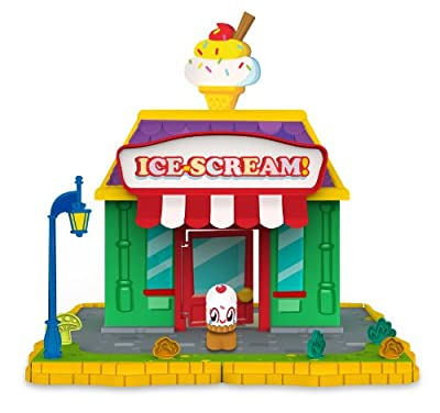 Moshi Monsters Bobble Bots Monsters Ice Scream Store by Innovation First Labs Inc.
