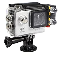 Night Vision / Full Spectrum POV 4K HD Camcorder with Infrared Light and Wifi