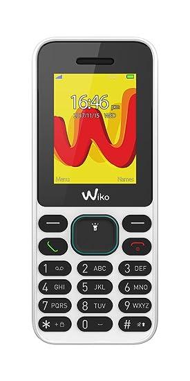 """Wiko Lubi5 - Teléfono móvil Libre DE 1.8"""" (Dual SIM, Radio FM,"""