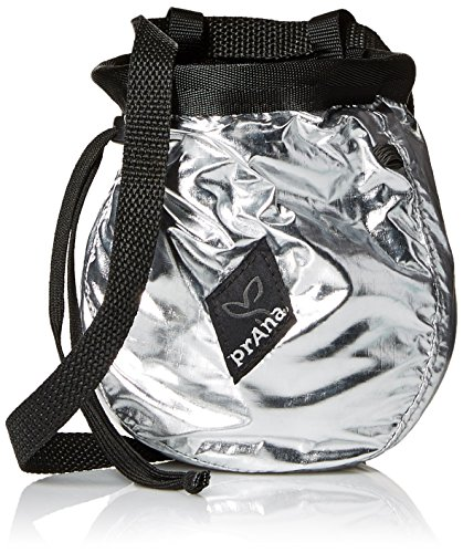 Price comparison product image prAna Chalk Bag With Belt, Metal, One Size