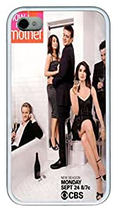iPhone 4S Case and Cover VUTTOO How I Met Your Mother Tum Bolumler Izle TPU Silicone Rubber Case Cover for iPhone 4S ¡§C White