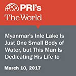 Myanmar's Inle Lake Is Just One Small Body of Water, but This Man Is Dedicating His Life to Saving It | Dalia Mortada