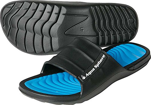 Aqua Sphere Wave Pool Shoe Black/Royal Blue J7wdNk