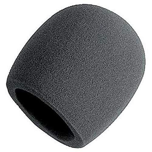 Orcbee  _On Stage Foam Ball-Type Mic Anti Saliva Windscreen for Microphones (Mic Accessories Windscreens)