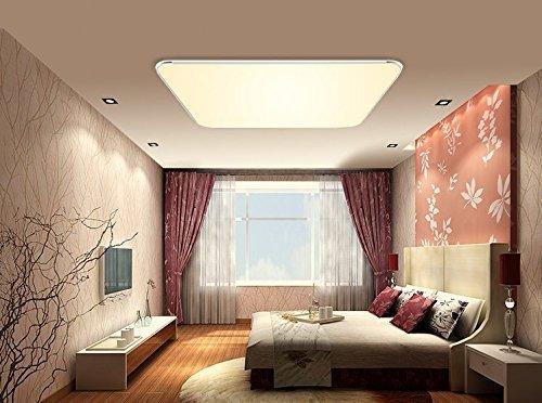 SAILUN 12W Dimmbar Ultraslim LED Deckenleuchte Modern