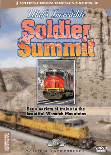 Summit Tunnel - Utah's Incredible Soldier Summit
