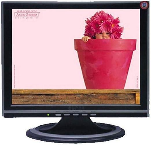 GGPUS 14 Pulgadas de Monitor del Coche, HD 1024 * 768, 144 (MHz), Pantalla LCD, Color Verdadero, 450 CD / m2 de Brillo, Negro: Amazon.es: Hogar