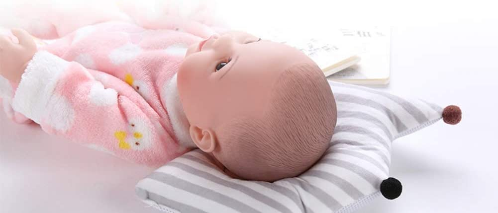 0-2 Y KOERIM Baby Head Support Shaping Pillow✿3D Head Protection Pad Toddler Nursing To Prevent Side Sleeping