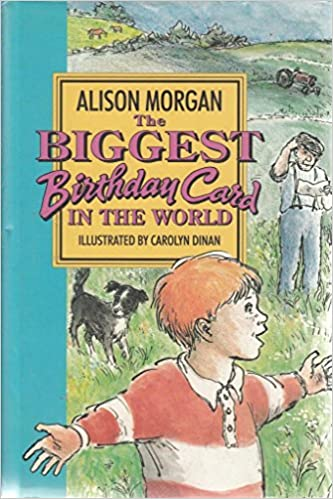 Buy Biggest Birthday Card In The World Book Online At Low Prices In