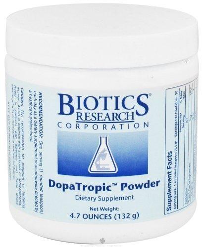 Biotics Research - DopaTropic Powder - 5 oz.