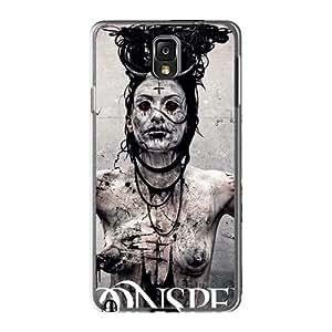 Samsung Galaxy Note3 MJy12080hbKV Customized Stylish Moonspell Band Morbid God Skin Bumper Hard Phone Cover -JonBradica
