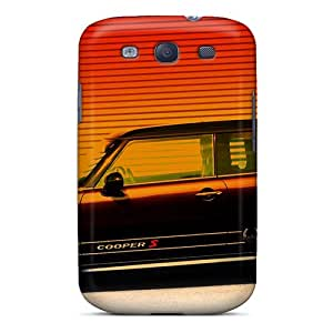 Tpu Case Cover For Galaxy S3 Strong Protect Case - Mini Clubman Ac Schnitzer Design