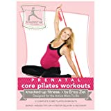 Knocked-Up Fitness, Prenatal Core Pilates Workouts DVD by Erica Ziel
