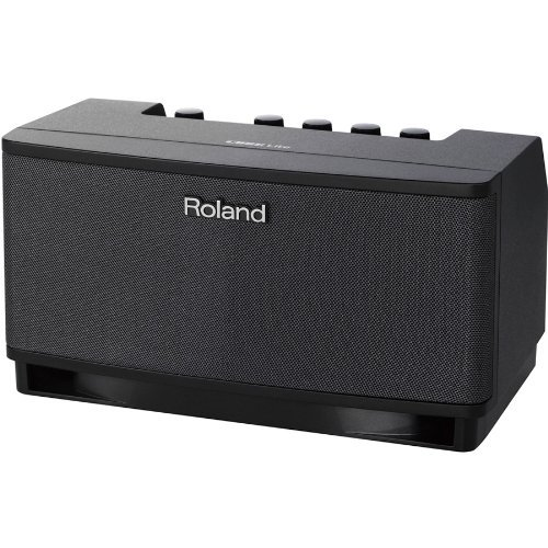 Roland CUBE-LT-BK | CUBE Lite Guitar Amplifier IOS Interface COSM Black by Roland