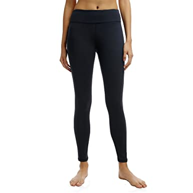 Amazon.com: Agosto Jim Mujer de malla pantalones de yoga ...