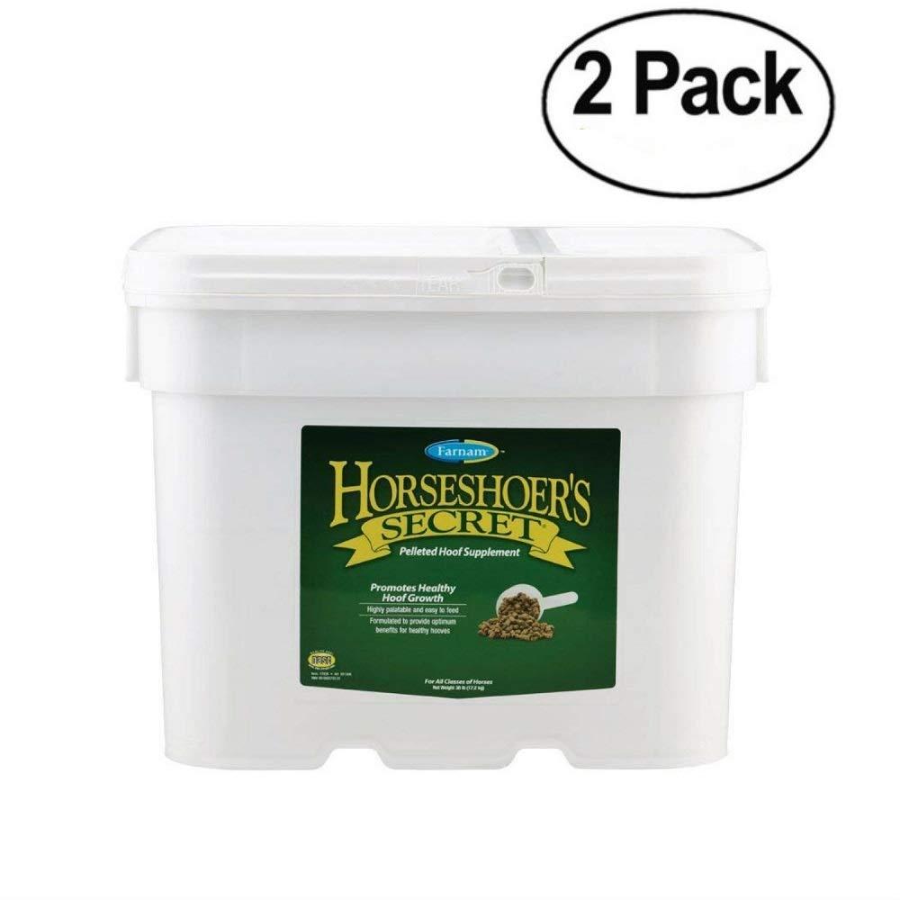 Farnam Horseshoers Secret, 38lb, 2 Pack