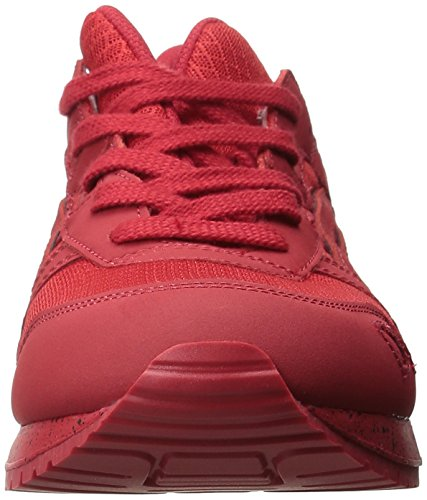 ASICS Men's Gel-Lyte III Fashion Sneaker Red/Red from china for sale cheap professional sale huge surprise cheap amazing price sBL6wa4k