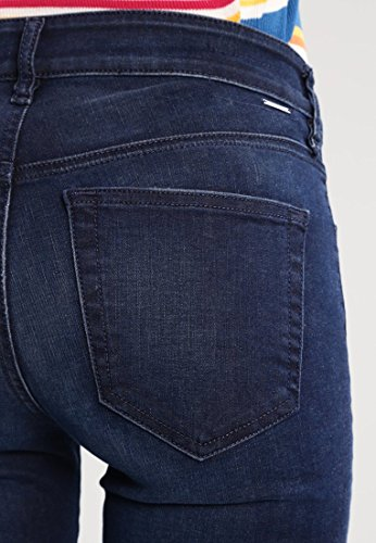 Donna Denim Jeans Blue Diesel Slim Dark Slandy q6v1SP