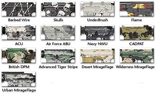 Air Force Abu Pattern - DuraCoat - Easyway Camo Kit (Air Force ABU)