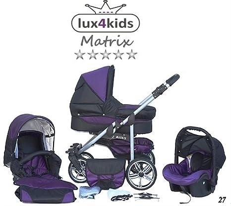 Juego de carrito para niños de Chilly Kids Matrix II, para ...