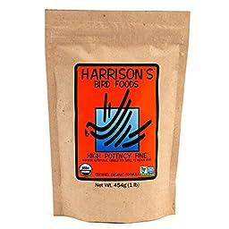 Harrison\'s High Potency Fine 1lb …