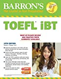 Barron's TOEFL iBT with MP3 audio CDs