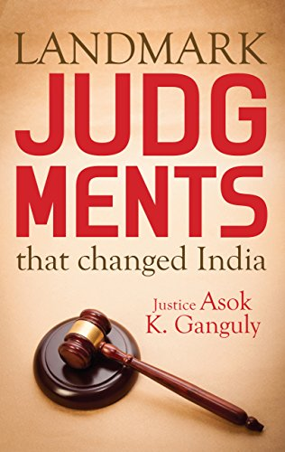 (Landmark Judgments That Changed India)
